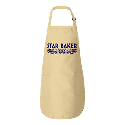 Donkey Tees Star Baker Funny Chef Amateur Baker American British Baking Show Pastry Gift Kitchen Apron
