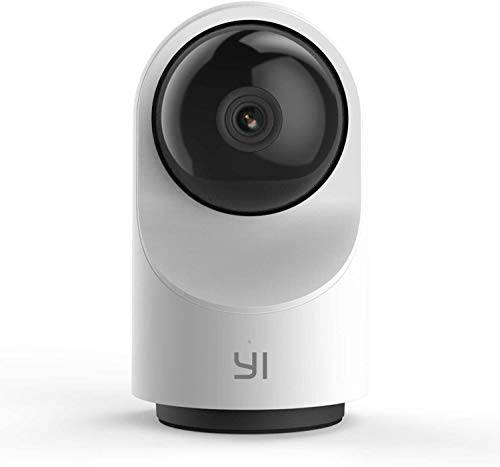 YI Kamera Wi-Fi Innenbereich 1080p Dome X,Überwachungskamera Ip Camera WiFi Smart Kamera Sicherheit Full HD...