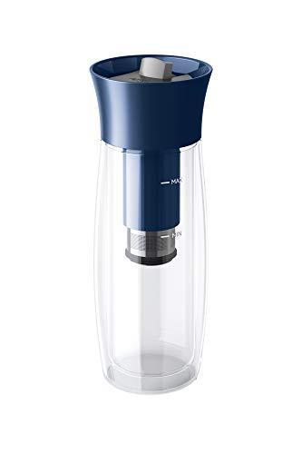 Emsa Tea To Go Cristal Taza de Té Cristal 0.40 L, colador...