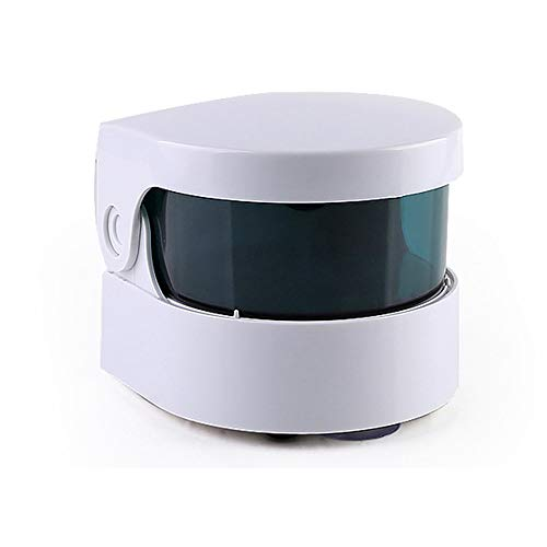 lotus.flower Professional Ultrasonic Jewelry Cleaner,Mini Ultrasonic for Eyeglasses, Watches, Rings, Necklaces, Coins…