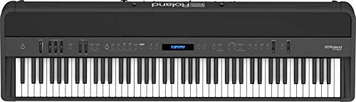 Roland FP-90X Digital Piano, Il nostro piano portatile top di gamma dalle caratteristiche superiori (Nero)
