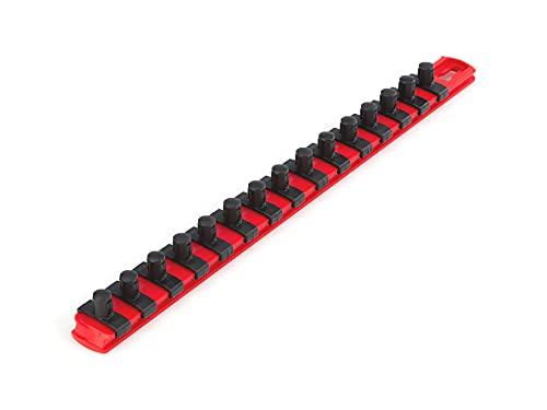 TEKTON 3/8 Inch Drive x 13 Inch Socket Rail, 15...