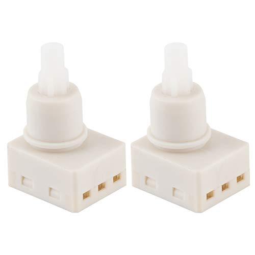 Interruptor de luz interior de 2 uds, Interruptor de lámpara domo 34404-SDA-A22, ajuste de repuesto para Hon-da Acc-ord/CR-V/Element/Odyssey