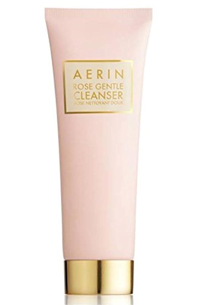 サーマルラバ彼らのものAERIN Rose Gentle Cleanser(アエリン ローズ ジェントル クレンザー) 4.2 oz (126ml) by Estee Lauder