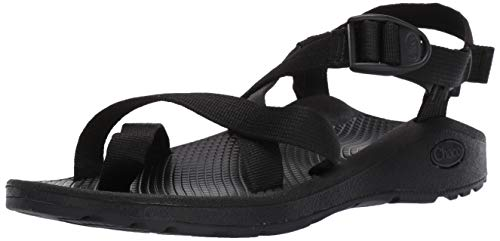 Chaco womens Zcloud 2 Sport Sandal, Solid Black, 5 US