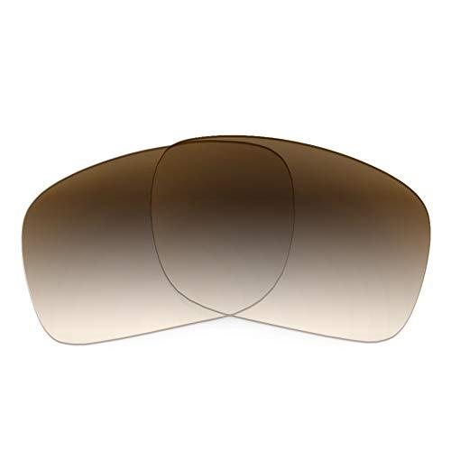 Revant Lentes de Repuesto Compatibles con Gafas de Sol Maui Jim The Bird MJ835, No Polarizados, Gradiente Marrón