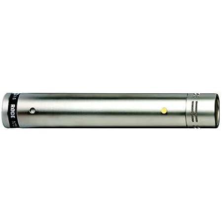 Rode NT5 - Micrófono (Studio, -38 Db, 20-20000 Hz, Alámbrico, 101g, Plata)