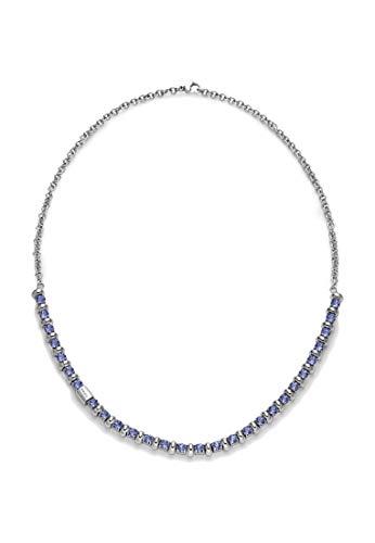BREIL Collar Mujer colección ROLLING DIAMONDS con crystal jewellery en crystal jewellery