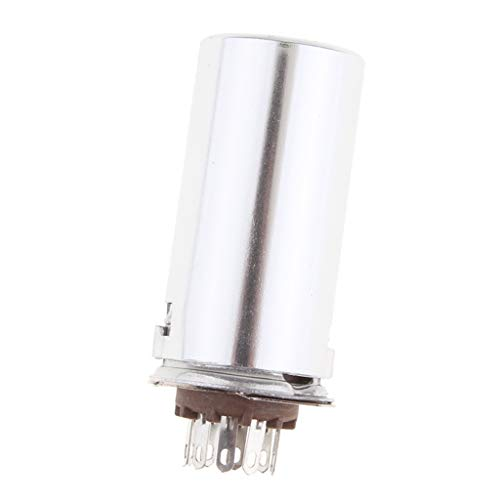 Preisvergleich Produktbild N / A 9 Poliger Vakuumröhren Hülsenschutz 55 Mm Für 12AX7,  12AU7,  ECC82