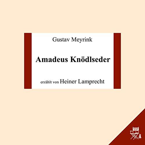 Amadeus Knödlseder audiobook cover art