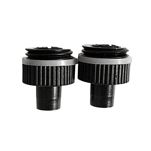 LXHY Suministros de Agua Adaptador de Nylon de 2 Piezas para la...
