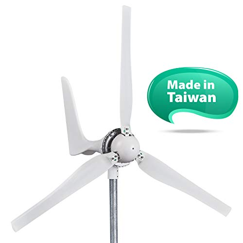 1200W Wind Turbine kit with MPPT