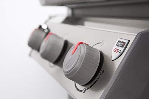 Weber 49010001 Spirit II E-310 3-Burner Natural Gas Grill, Black