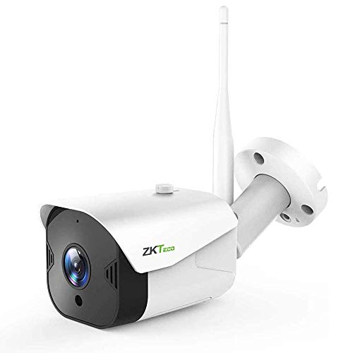 cámara exterior fabricante ZKT eco