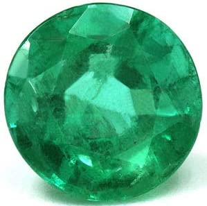 GemsNY Boston Mall 1.60 Carat Challenge the lowest price of Japan Round Emerald Natural