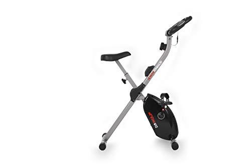 Movi Fitness Cyclette richiudibile MF 612 salvaspazio,Pieghevole