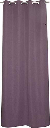 ESPRIT Harb Ösenvorhang Gardinen Vorhänge Stores - Größe 140 x 250 cm - Farbe hellgrau/dunkelgrau/braun/Natur/Rose/hellblau/lila