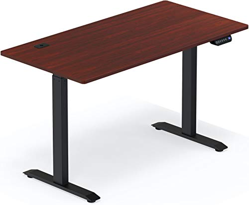 "SHW 55"" Electric Height Adjustable Desk  $212 at Amazon"
