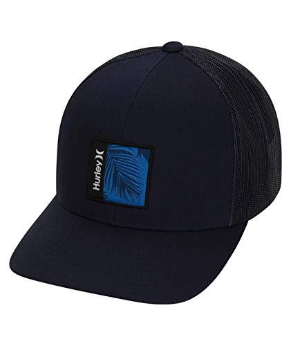 Hurley M Seacliff Hat Gorra, Hombre, Obsidian, 1SIZE