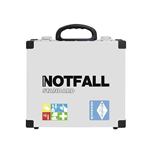 Notfallkoffer Standard mit Sauerstoff Koffer komplett