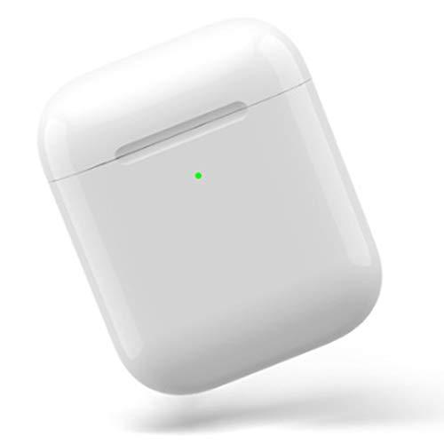 Bluetooth Kopfhörer, Kabellos Bluetooth 5.0 Wireless Kopfhörer mit Integriertem Mikrofon,Hi-Fi Stereo Sound,Deep Bass, Wasserdicht Kopfhörer Sport, für iOS Android Samsung Huawei. Weiß, HUN010UNH