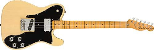 Fender American Original 70s Telecaster Custom Vintage Blonde
