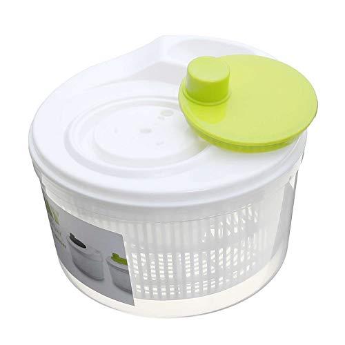 Salatschleuder Große Kapazität Haushaltsgeräte Salat Spinner Gemüse Trockner Küche Werkzeuge Früchte Mixer Gadgets...