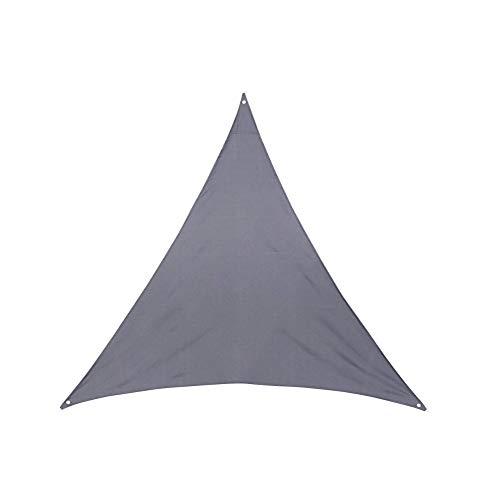 Voile d'ombrage 3 x 3 x 3 m Anori - Gris