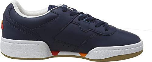 Ellesse Piacentino 2.0, Zapatillas para Hombre, Azul Marino, 39.5 EU