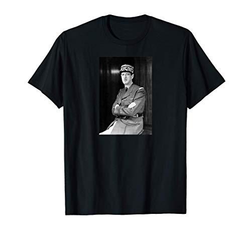 Camiseta de Charles de Gaulle