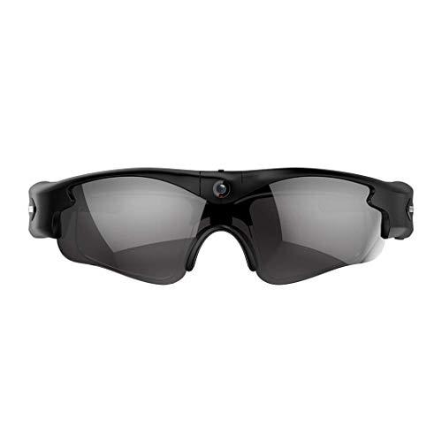 FastDirect Gafas de Sol con Cámara Espía Resolución de Cámara 1280x960 Cámara Invisible Grabadora de Video
