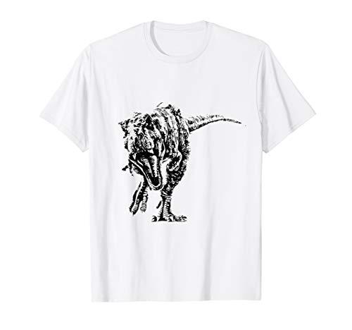 T-Rex Shirt Dinosaurier TRex Dino Zähne Damen Herren Kinder T-Shirt