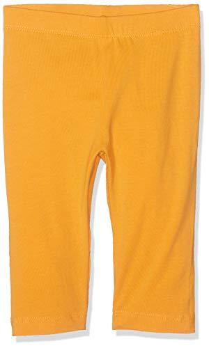 Name IT NOS Mädchen Leggings Nitvivian Capri NMT Noos, Gelb (Cadmium Yellow), (Herstellergröße: 134)