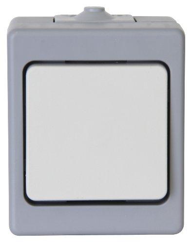 Kopp 563648004 Universalschalter Aufputz-Feuchtraum Standard