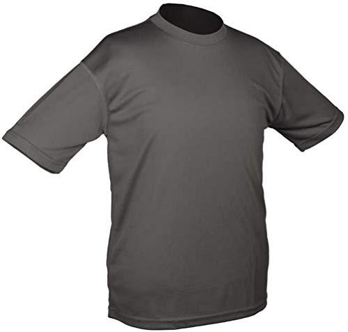 Mil-Tec Tactical Quickdry T-shirt Urban Grey Taille XL