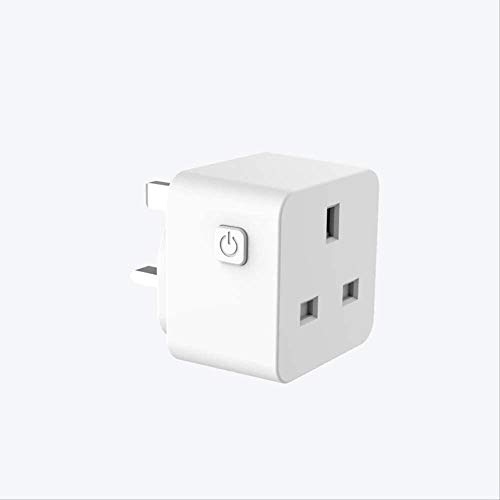 Smart Plug, Smart Socket, Afstandsbediening, Schema en Timer-functie WiFi Smart Socket Graffiti bediening van de telefoon Remote Control Smart Home Socket slimme stekker,dsnmm