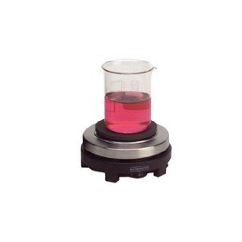 neoLab 2-3869 Automatik-Kochplatte, 500W, Platte 80 mm Durchmesser, Metall