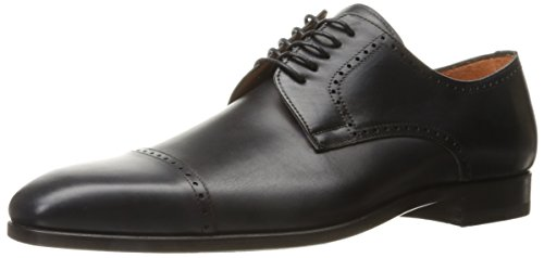 Mezlan Men's Boas Oxford, Black, 10 M US