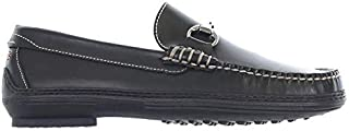 New Mens Golf Shoe Loafer 7.5 Black MC00F01X