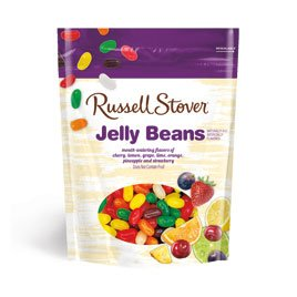Russell Stover Jelly Beans Pouch Bag, 20 oz.