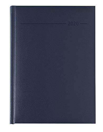 Agenda Giornaliera 2020 Balacron Blu 15x21 cm