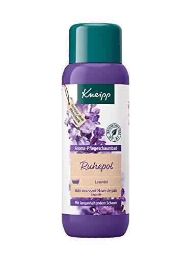 Kneipp Aroma-Pflegeschaumbad Ruhepol, 1er Pack (1 x 400 ml)