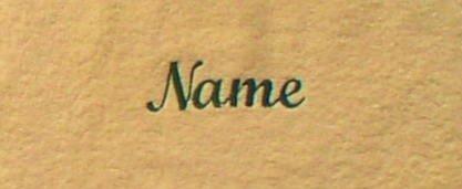 lightyellow Sauna Handdoek met donkergroen borduurwerk van uw naam