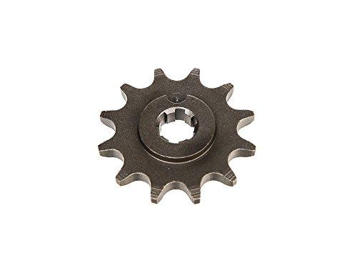 FEZ Ritzel, kleines Kettenrad, 12 Zahn - für Simson S50, KR51/1 Schwalbe, SR4-2 Star, SR4-3 Sperber, SR4-4 Habicht