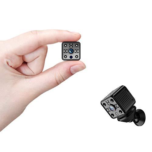 Mini Kamera SOWTECH WLAN Wireless Mini ¨¹berwachungskamera HD 1080P WiFi IP Kamera mit Bewegungsmelder/Mikrofon/Videoaufzeichnung f¨¹r iPhone/Android Phone/iPad