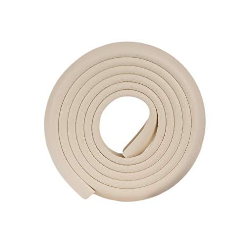 fawox Dicke Tischkante Corne R Protection Schreibtischabdeckung Protector Roll für Baby Safety White