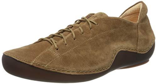 Think! Damen 686061_KAPSL Sneaker, Braun (Oak 45), 42 EU