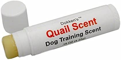 Dokken Quail Game Scent Wax 15 oz QSW499 Hunting Dog Retriever Training product image