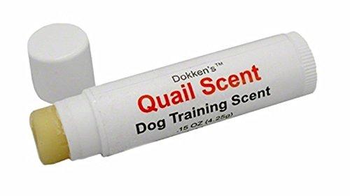 Dokken Quail Game Scent Wax .15 oz QSW499 Hunting Dog Retriever Training