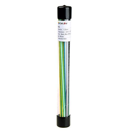 Colido Filamento ABS Pen 1,75 5 cores
